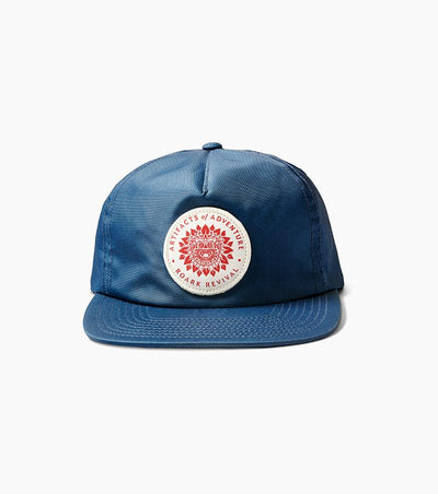 Artifacts Strapback Hat - Navy