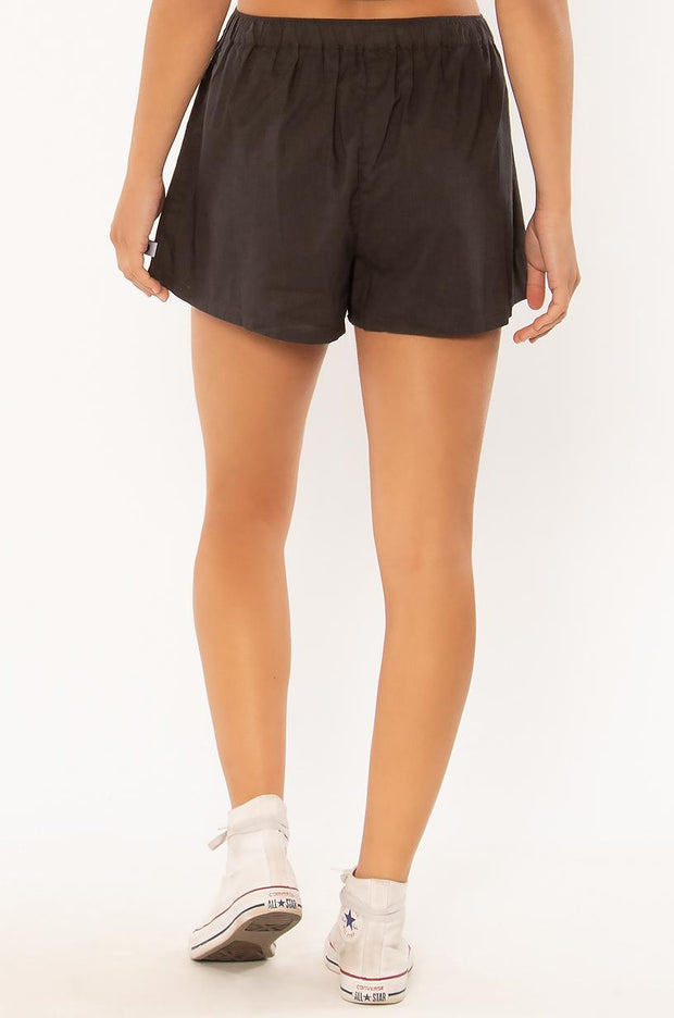 Kickin It Shorts - Charcoal