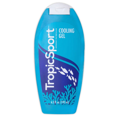 Tropic Sport Cooling Gel - 6.5 oz.