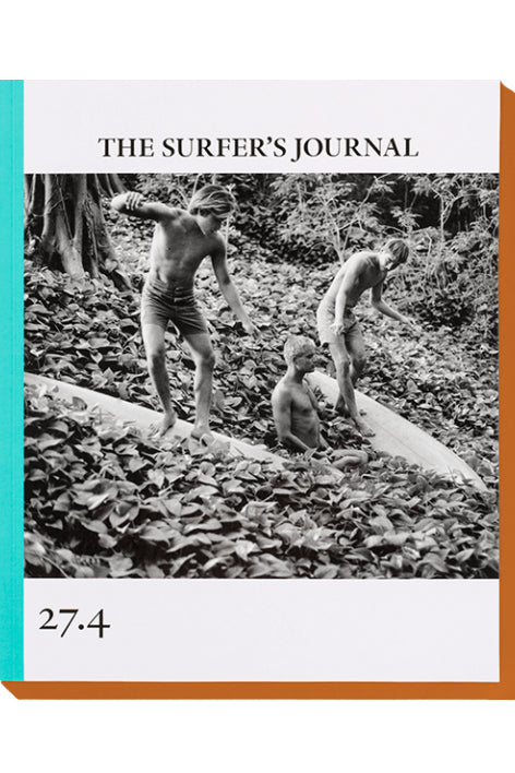 The Surfer's Journal - 27.4