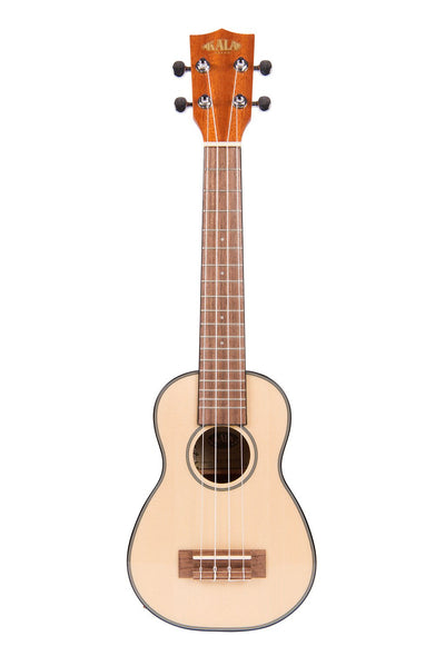 Solid Spruce Top Gloss Soprano Long