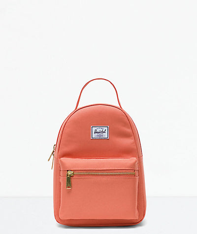 Nova Backpack - Mini - Twill Apricot Pastel