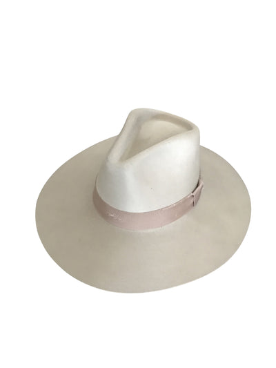 Verona - Felt Fedora - Antique