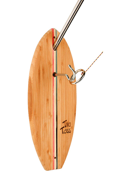 Tiki Toss Red-White-Blue Surf Deluxe