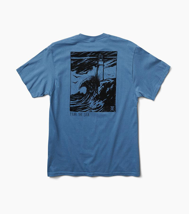 Dark Knight's Tee - Blue