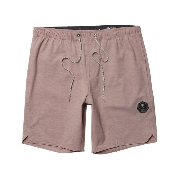 "Breakers 16.5"" Ecolastic Boardshorts - Rusty Red"