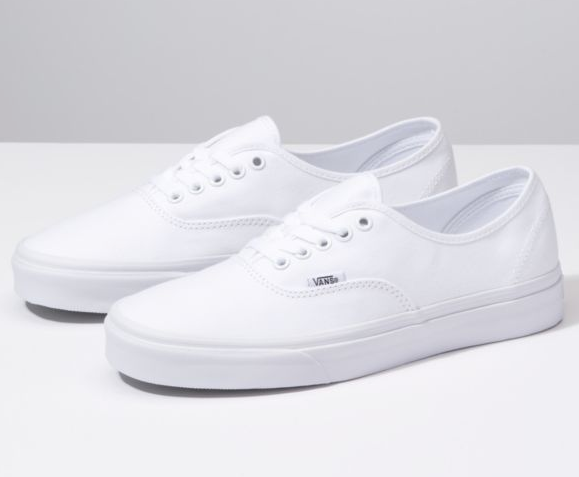 UA Authentic - Core Classic - True White