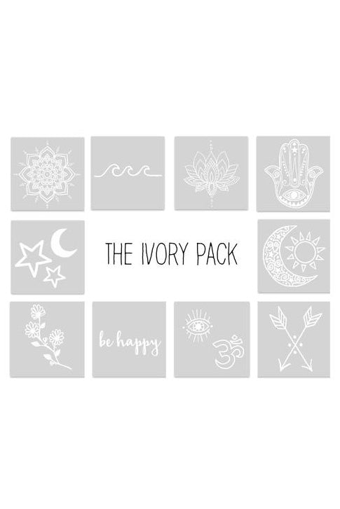 Ivory Pack