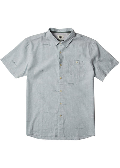 Visions SS Eco Shirt - Cool Blue