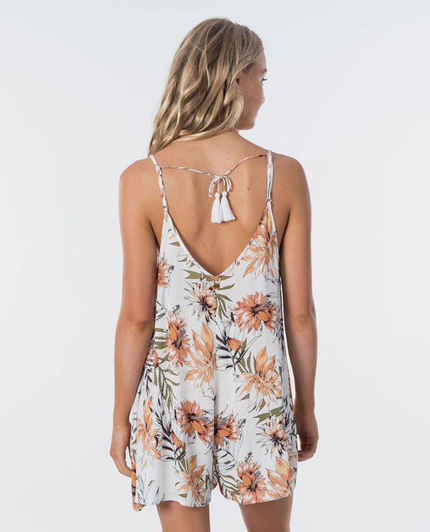 Playa Blanca Romper - White