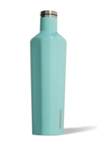 Canteen - 25oz Gloss Turquoise