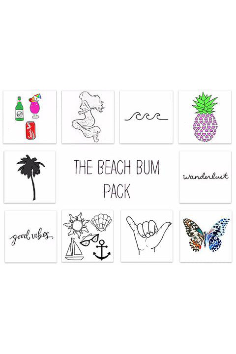 Beach Bum Pack