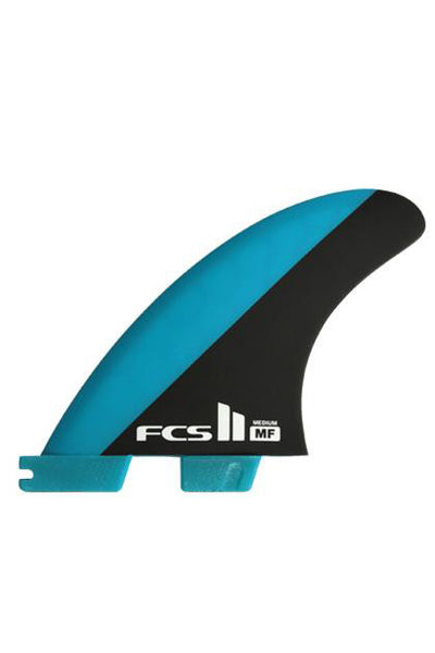 FCS II Mick Fanning PC Blue/Black Tri