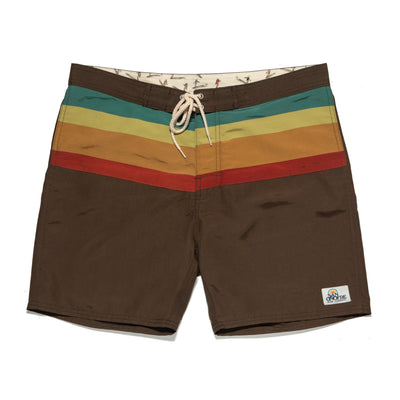 Old Man's Boardshorts - Brown
