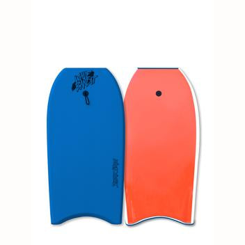 "45"" Shockwave Bodyboard - Blue/Tangerine"