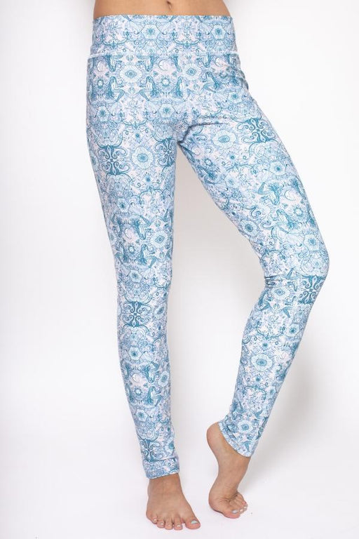 Classic Water Legging - Mermaid Paradise