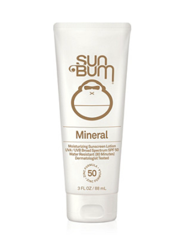 Mineral SPF 50 Sunscreen Lotion - 3oz