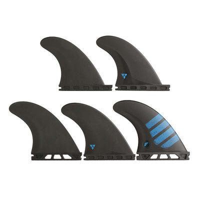 F6 Alpha 5 Fin - Medium - Blue