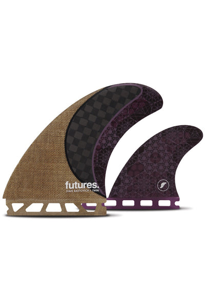 Rasta Twin+1 Futures - Carbon/Purple