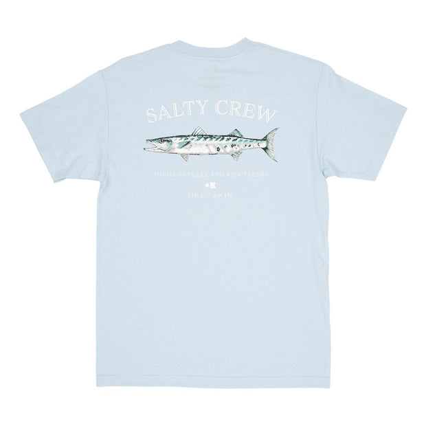 Slime Stick SS Tee - Light Blue