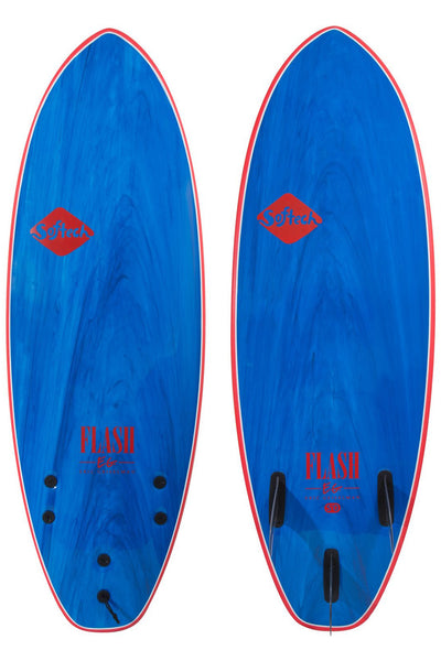 5'0 FCS Flash EG - Blue