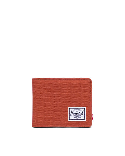 Roy Wallet - Picante Crosshatch