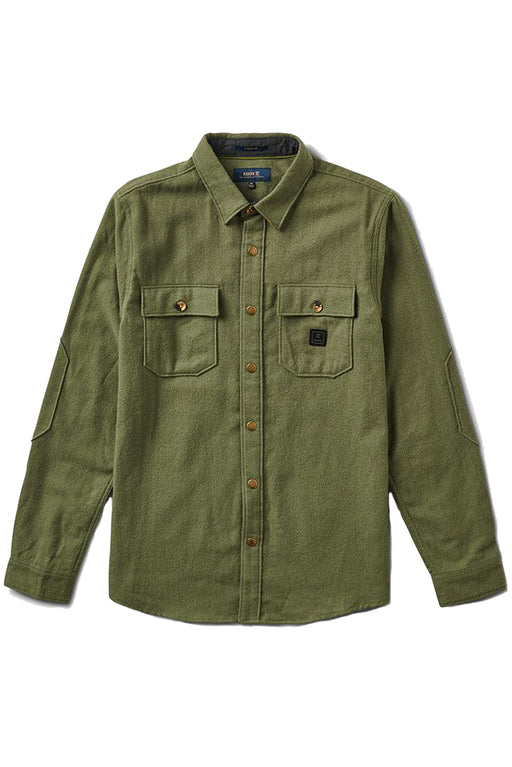 Nordsman Lightweight Flannel - Military