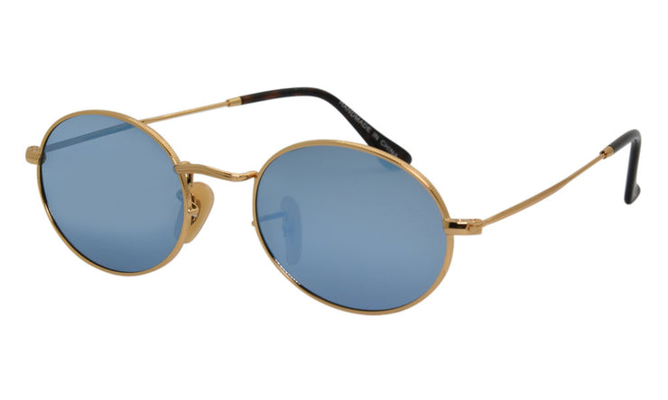 Hudson Gold/Blue Mirror Polarized