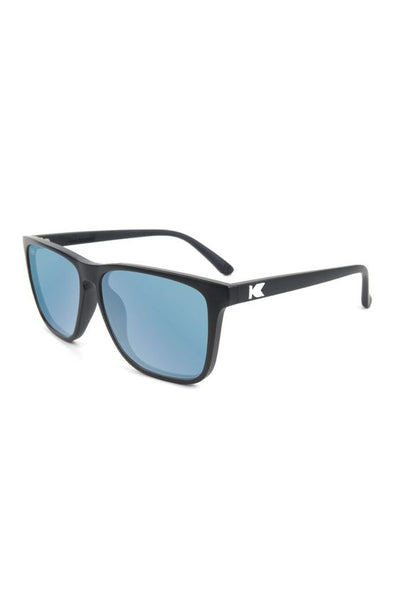 Matte Black - Sky Blue - Fast Lanes - Polarized
