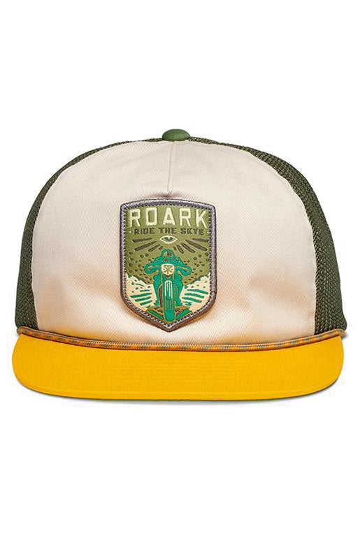 Ride The Skye Snapback Hat - Multicolor