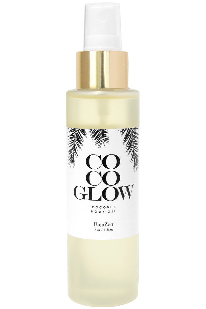 Body Oil - Coco Glow - 4oz