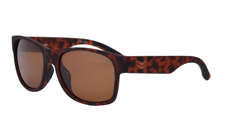 7 SEA'S - Tortoise Rubber - Brown - Polarized Lens