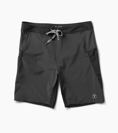 "Passage Boatman - 19"" - Boardshorts - Black"