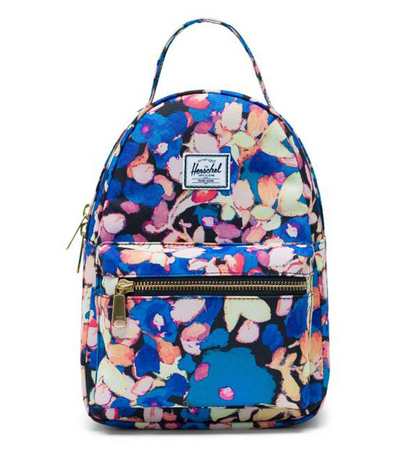 Nova Backpack - Mini - Printed Floral