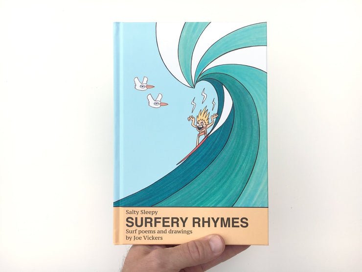 Salty Sleepy Surfery Rhymes