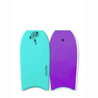 "42"" Shockwave Bodyboard - Turquoise/Purple"
