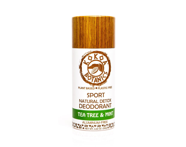 Tea Tree & Mint Deodorant