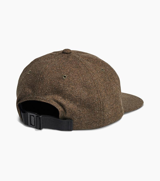 Mill Town Strap Patch Hat - Military