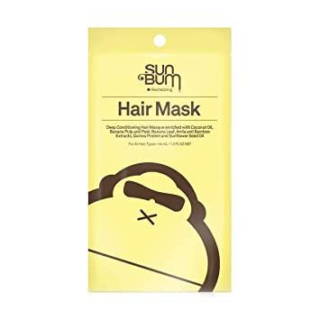 Revitalizing Deep Conditioning Hair Mask Packet
