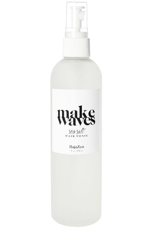 Make Waves Sea Salt Hair Tonic - 8oz