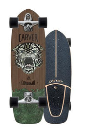 "29.5"" Conlogue Sea Tiger Surfskate Complete"