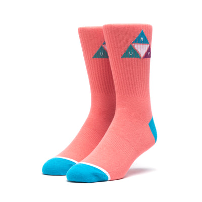 Prism Triangle Sock - Desert Flower