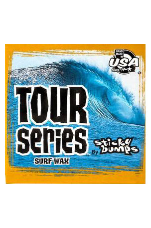 Tour Series Boxed Wax - Warm & Tropical
