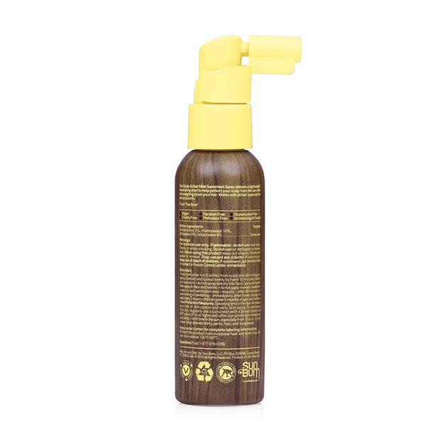 Scalp and hair Mist SPF 30 Sunscreen spray - 2oz