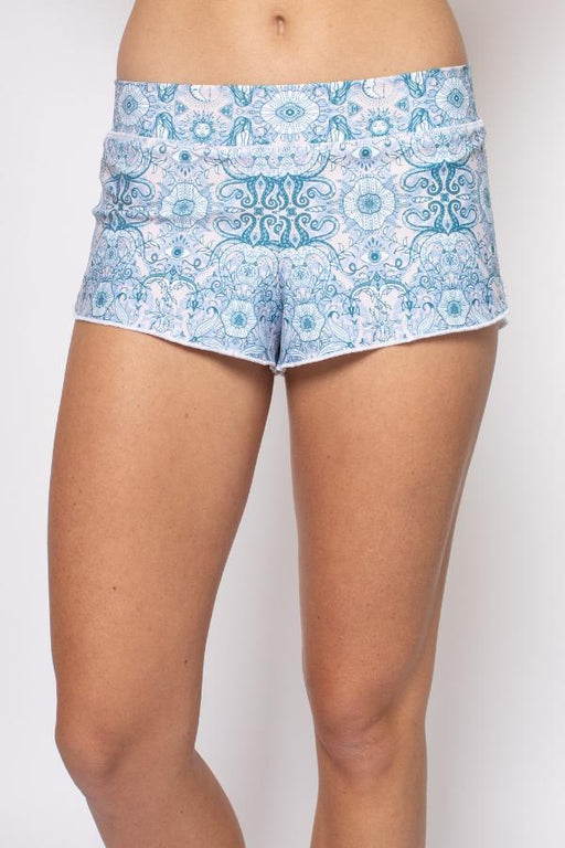 Vela Water Shorts - Mermaid Paradise