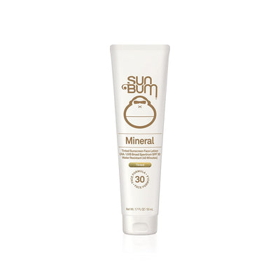 Mineral SPF 30 Tinted Sunscreen Face Lotion - 1.7oz