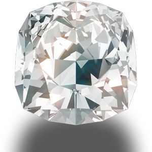 Cushion 0.5C. H VS2 GIA (1333190618) - Thenetjeweler