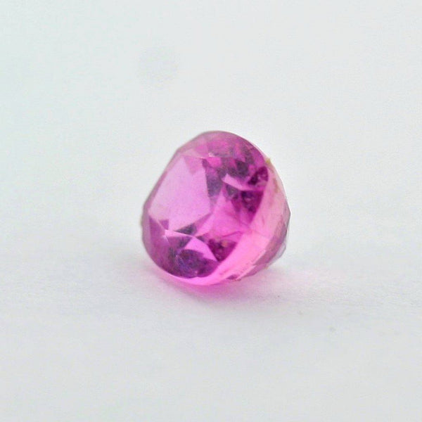 pink sapphire loose stone, Cushion Shape 1.18 carat - Thenetjeweler