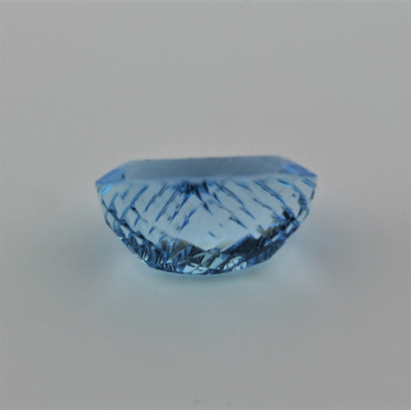 Blue Topaz loose stone fancy shape - Thenetjeweler
