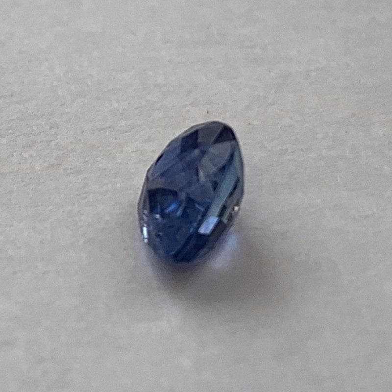 1.26ct Heated Blue Sapphire Oval Shaped Gemstone - Thenetjeweler by Importex